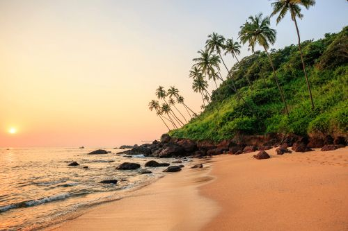 Explore exotic Goa, India #ColaBeach #TravelPhoto #Goa #GoaIndia