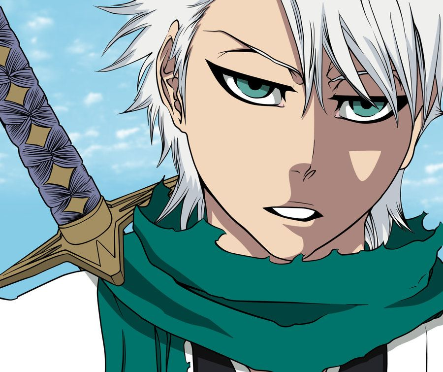Hitsugaya Toshiro by Deadly-Snake on deviantART