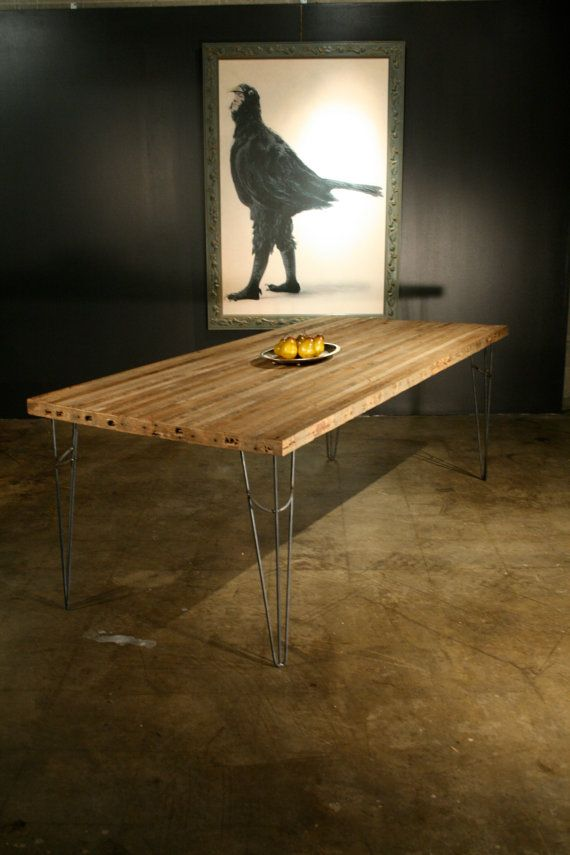 Mossam Dining Table Dining Table Reclaimed Wood Dining Table