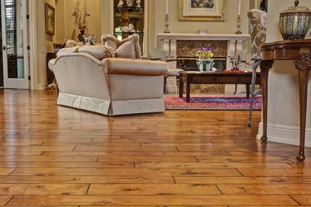 Beautiful Custom Woodwork Floor
