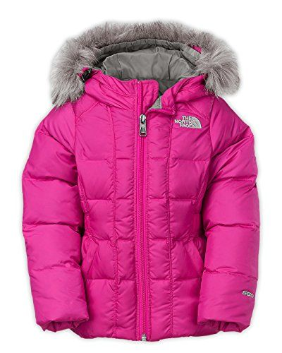 cf1f012419e6 The North Face Toddlers Girls Gotham Jacket CN22H0E 2T