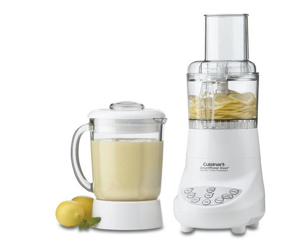 Cuisinart Smartpower Duet Blender And Food Processor Tophatter Food Processor Recipes Blender Food Processor Cuisinart Food Processor