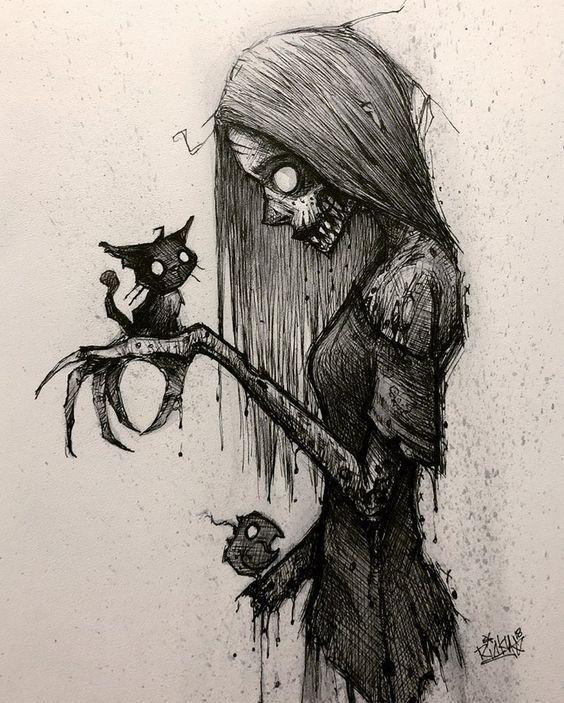 shadow Gallery - Herz #sketchart