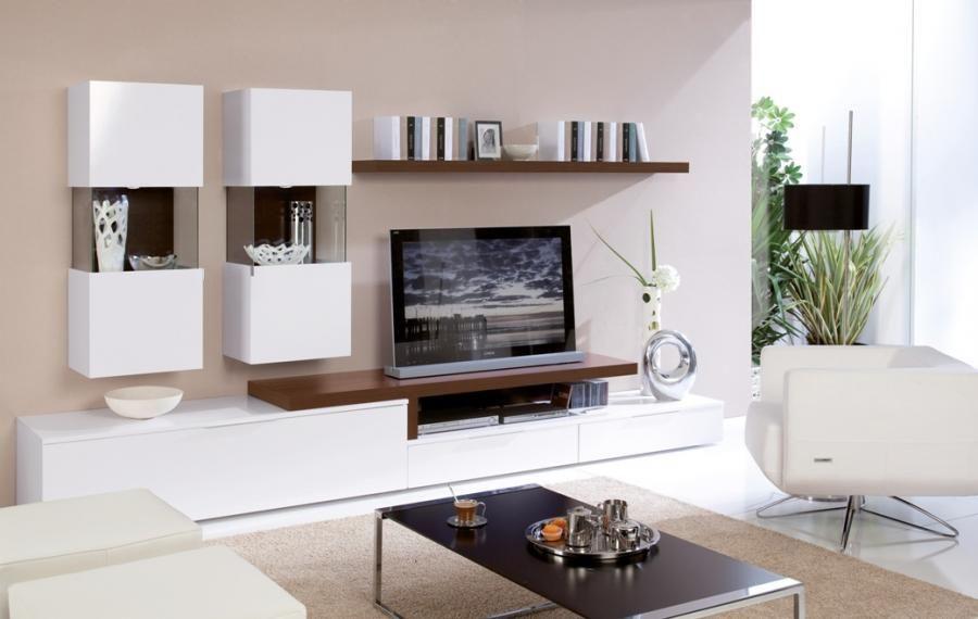 Contemporary Furniture Modern Furniture Designer Furniture Tv Muren Interieur Wanden #white #living #room #wall #units