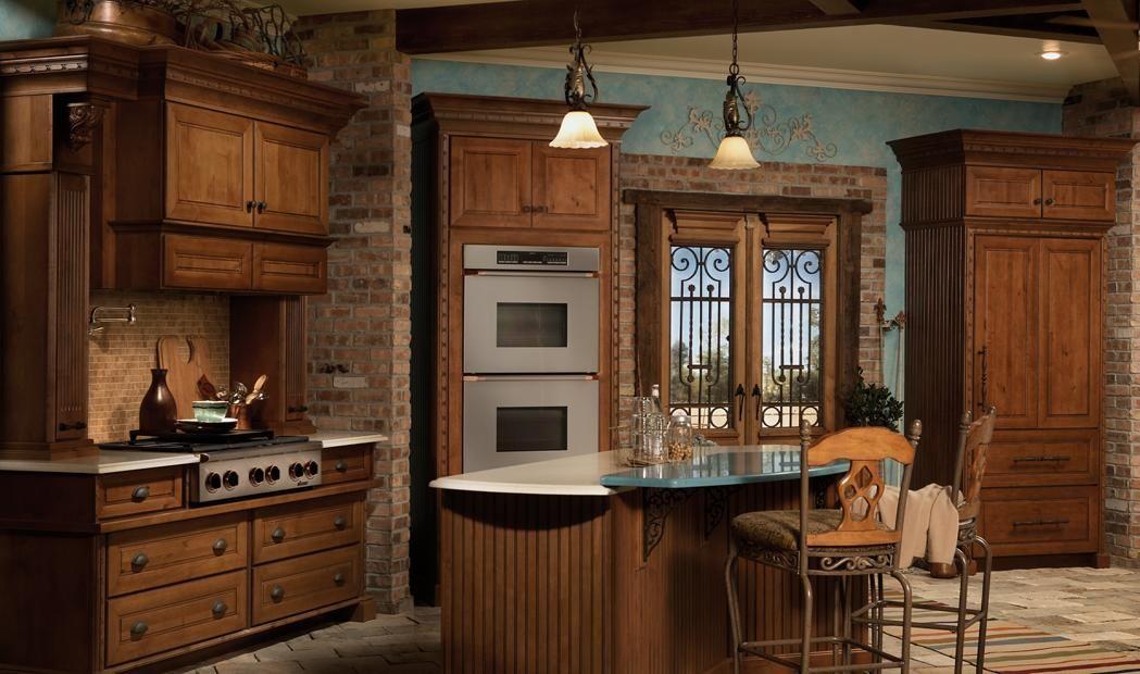 Venice | Kitchen cabinet colors, Medallion cabinets ...