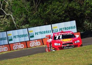 Blog Esportivo do Suíço: Valdeno lidera de ponta a ponta e vence a primeira prova em Cascavel