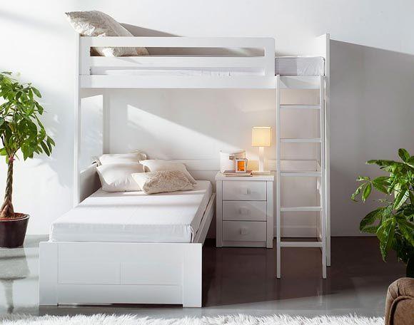 camas nido y literas literas nias pinterest litera camas nido y nidos