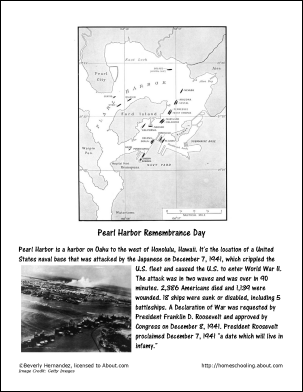 Worksheets Pearl Harbor Worksheets 1000 images about unit studies pearl harbor on pinterest declaration of primary sources and remembrance day