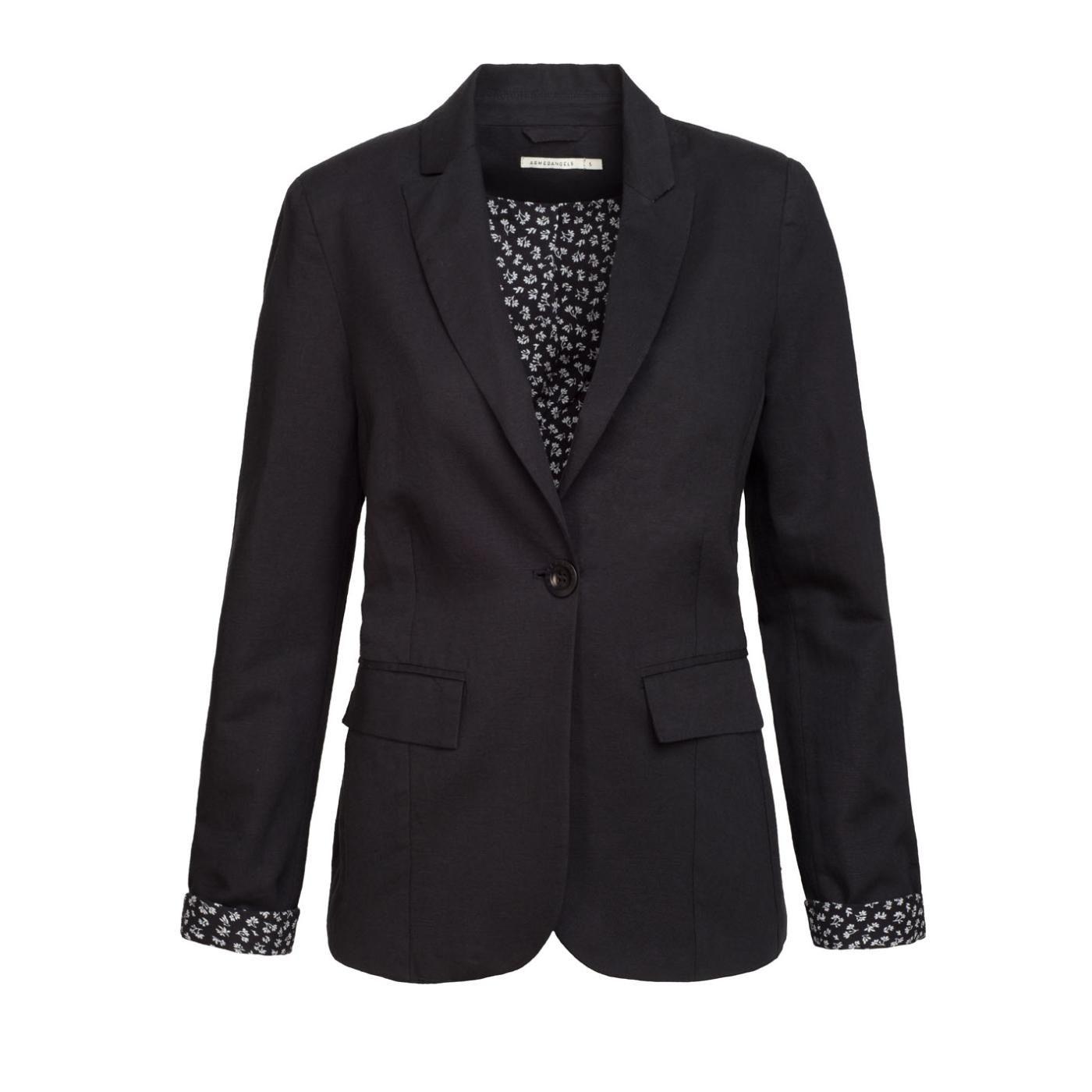 Blazer SolidArmedangels Naomi Fair Trade Vêtements Y7gyb6f