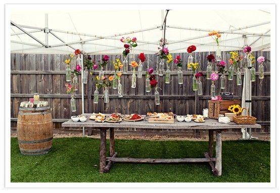 Lovely party or wedding idea Shindig Ideas Pinterest Weddings