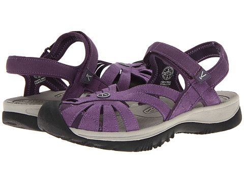986b7201320a Keen Rose Sandal Sweet Grape Neutral Gray - Zappos.com Free Shipping BOTH  Ways