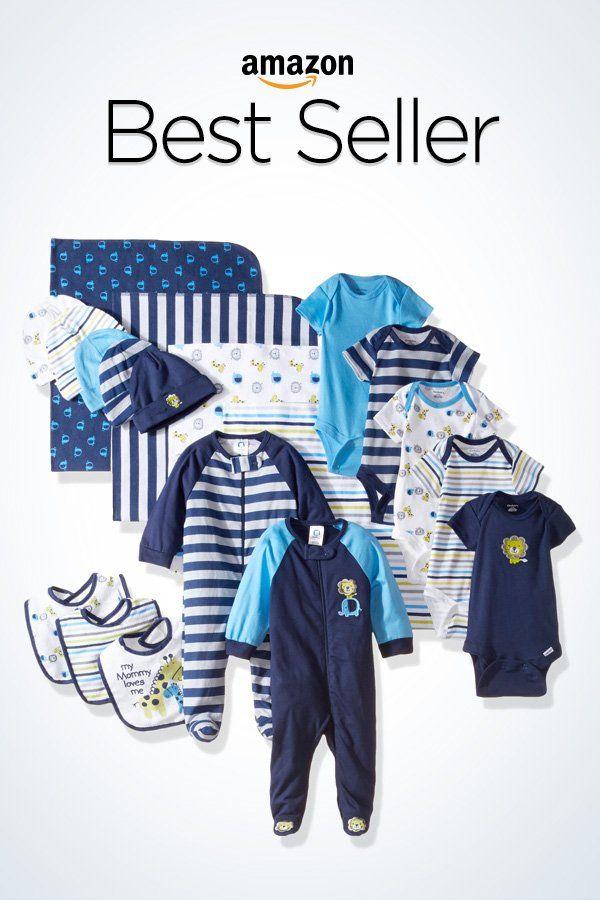 b747f2473 Gerber 19 Piece Baby Essentials Gift Set