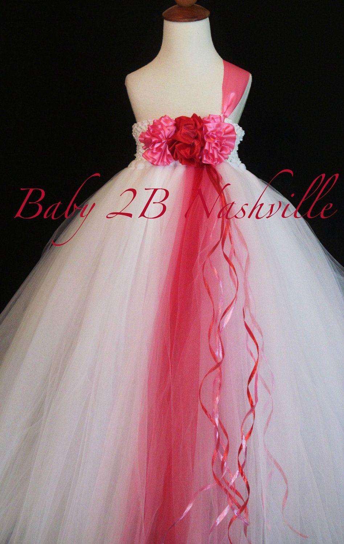 Excelente Ivory And Red Wedding Dress Imagen - Colección del Vestido ...