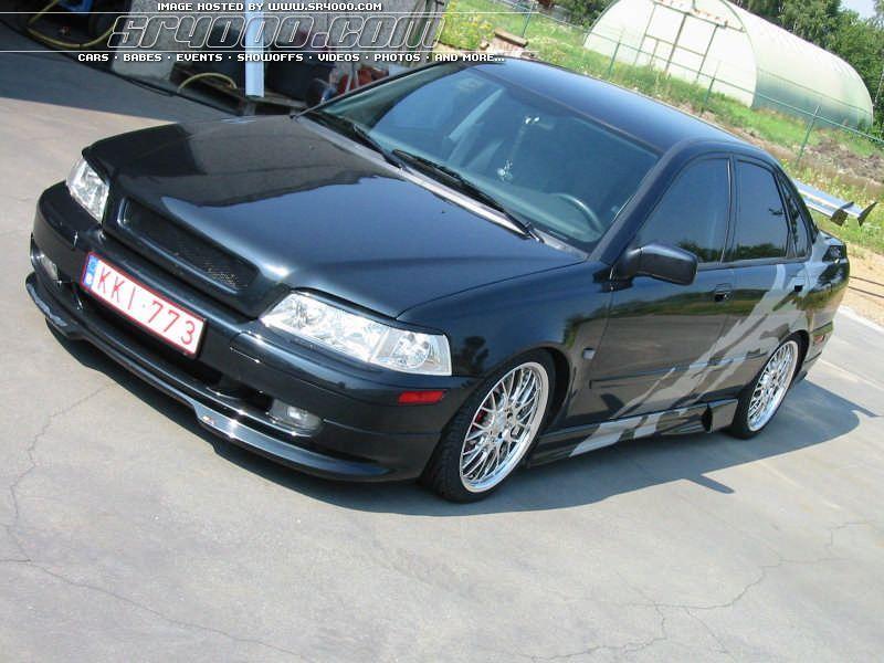 тюнинг вольво s40 1998