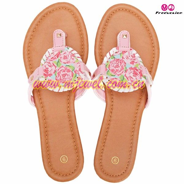 4bc580b206adce Lilly inspired monogrammed sandals  5.38 Us size  7 8 9 10 11 ...