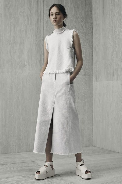 T by Alexander Wang Resort 2016 Collection - Vogue