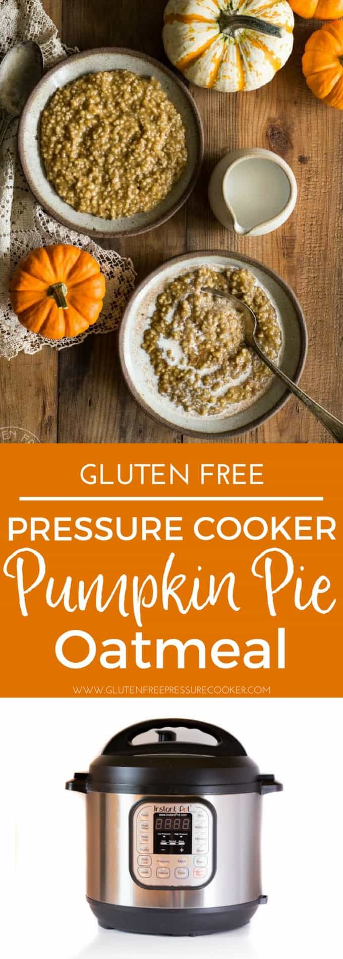 Pin on Gluten Free Instant Pot Recipes (pressure cooker ...