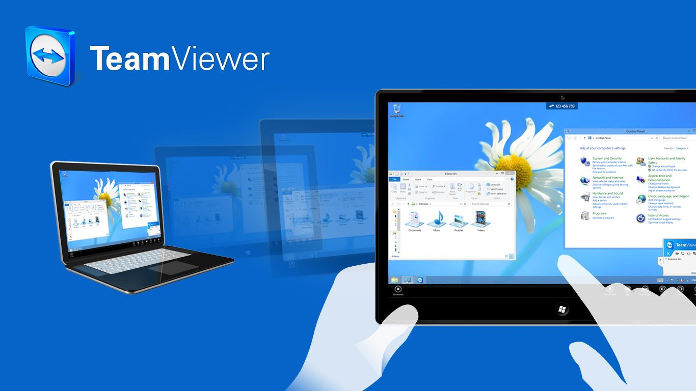 download teamviewer version 11 for windows