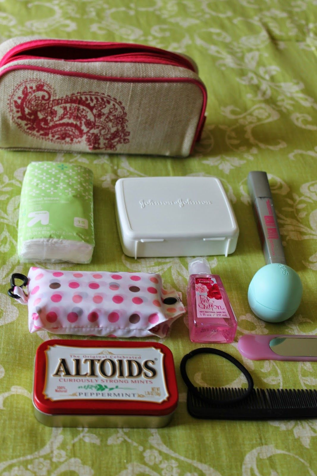 Diy On The Go Grab And Go No Worries Bag From Story Of My