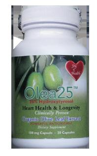Joy Of Health, for the Joy Of Life #Olea25