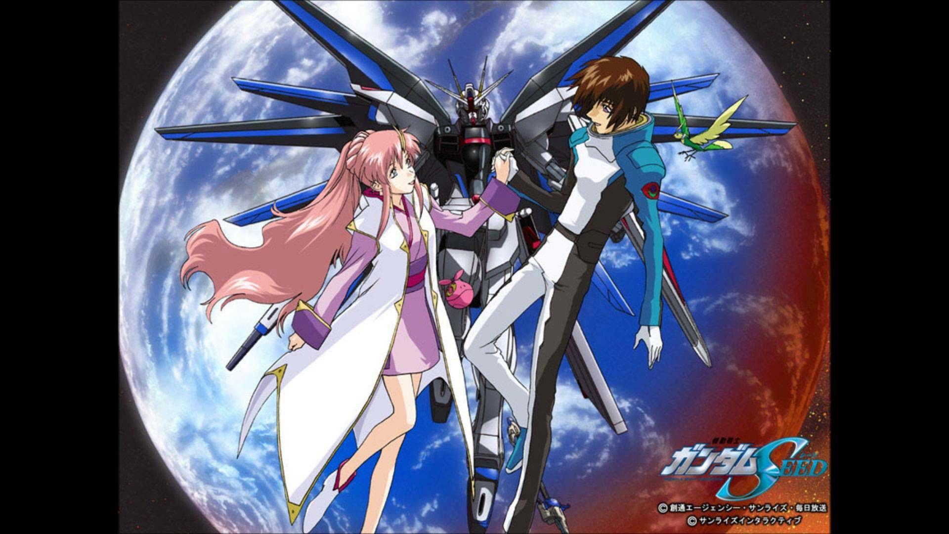 gundamseed gundam mecha anime animax tv2 manga