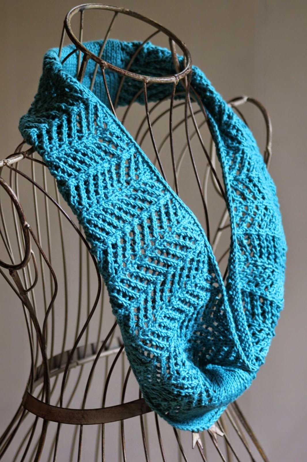 Arrowhead Lace Cowl II | Knitting, Knitting accessories ...