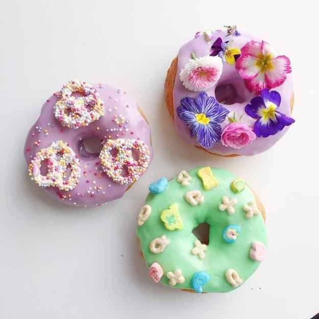 Vicky's Donuts