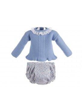 023bb6614ff6a Conjunto de ranita y jersey para bebé
