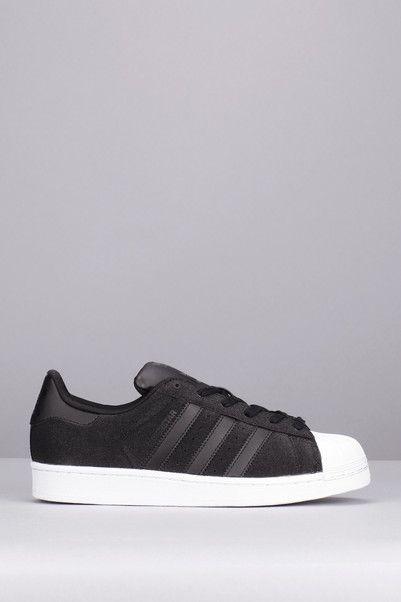 official photos 9ce13 a0867 Sneakers noiresblanches paillettes Superstar W Adidas Originals sur  MonShowroom.com