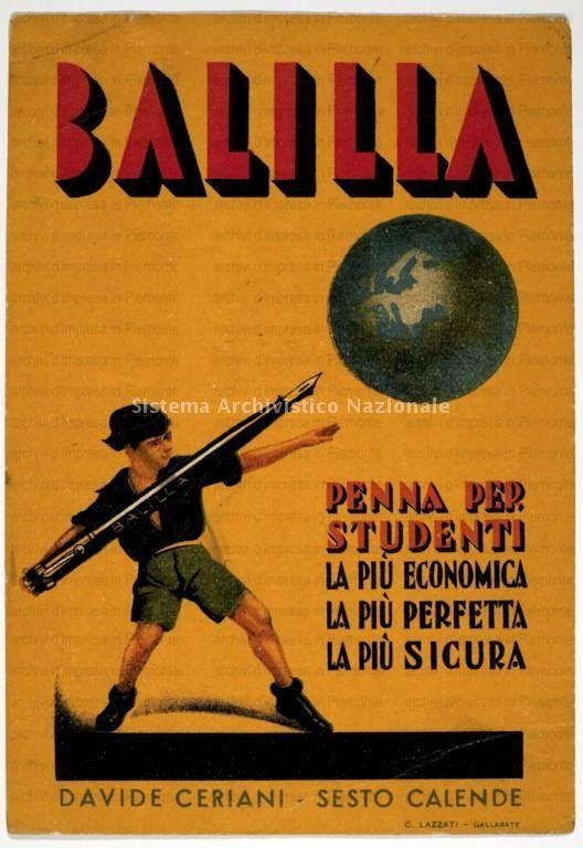 Propaganda Fascista | Manifesti politici Italiani del '900 ...