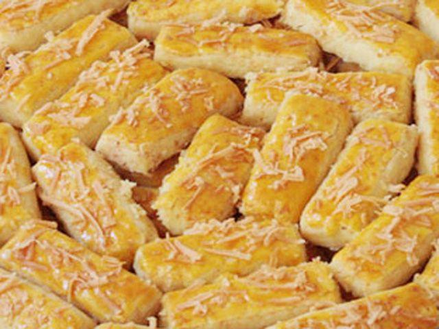 Resep Kue Kastengel Keju Renyah Resep Kue Kue Kering Resep