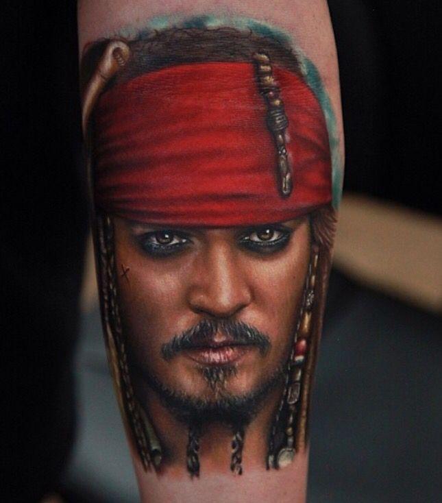 Tattoo Designs Johnny: Johnny Depp Tattoos
