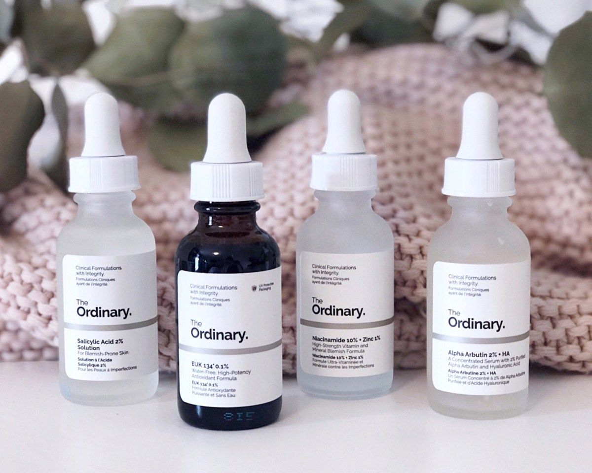 Beauty Review The Ordinary The ordinary alpha arbutin
