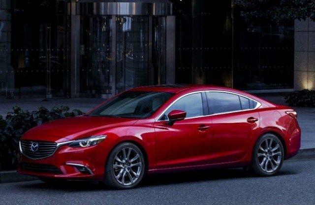 Toyota Mazda Introduces The New Mazda 6 2018 Mazda 6 Sedan Sedan Cars Mazda 6