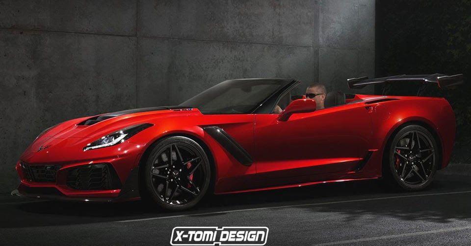 Attrayant Should Chevy Build A Convertible 2019 Corvette ZR1? #Chevrolet #Corvette