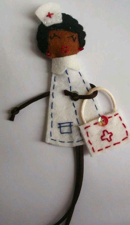 Otra enfermera...