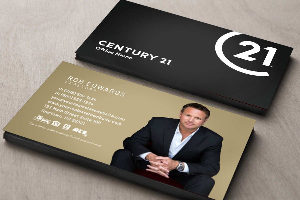 New Designs For Century 21 Realtor Century21 Realestate Realtors Realty Realtorlif Realtor Business Cards Business Cards Creative Business Card Design
