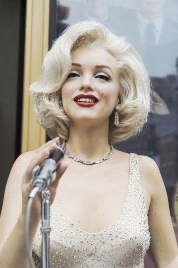 Marilyn Monroe Marilyn Mi Idola Pinterest Hair Styles