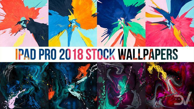 Download iPad Pro 2018 Wallpapers (มีรูปภาพ) การถ่ายภาพ