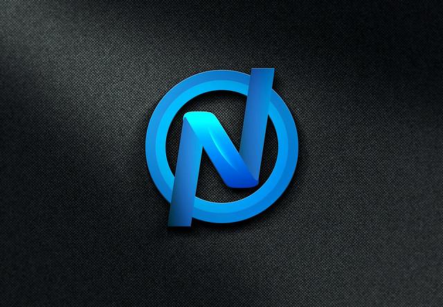 N Letter Logo Logo Design Art N Logo Design Logo Design Typography