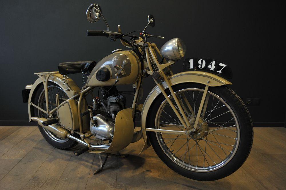 moto peugeot 125cc de 1947 peugeot motorcycle peugeot et scooter. Black Bedroom Furniture Sets. Home Design Ideas