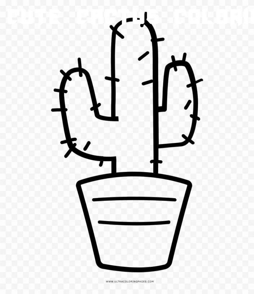 11 Cute Cactus Coloring Page Coloring Pages Printable Coloring Pages Flower Coloring Pages