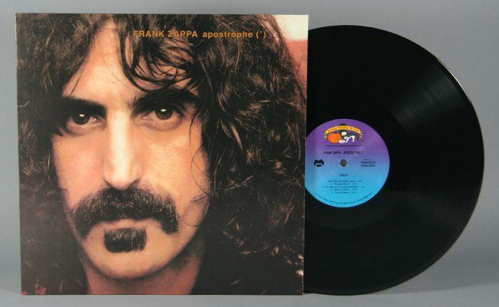 Vinyl Apostrophe