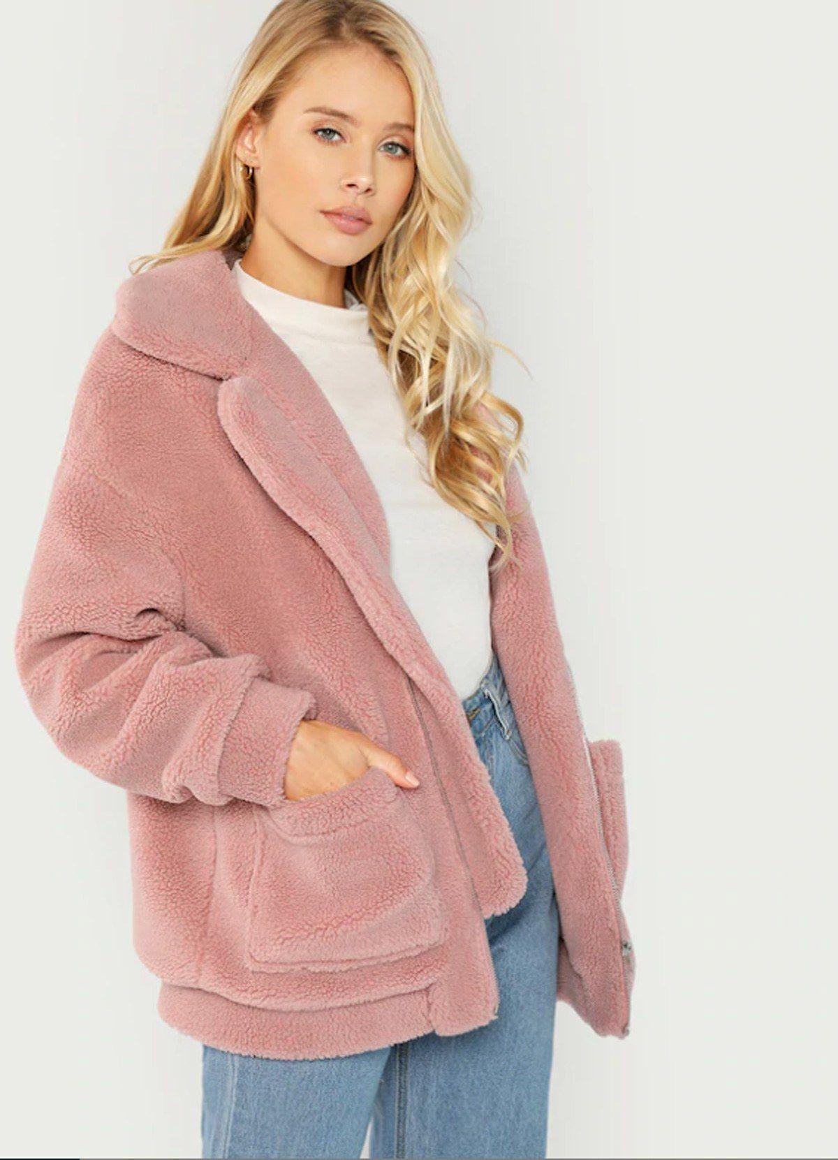 9407e58db 17 Fleece Jackets Under $50 That Basically Feel Like a Warm Hug ...