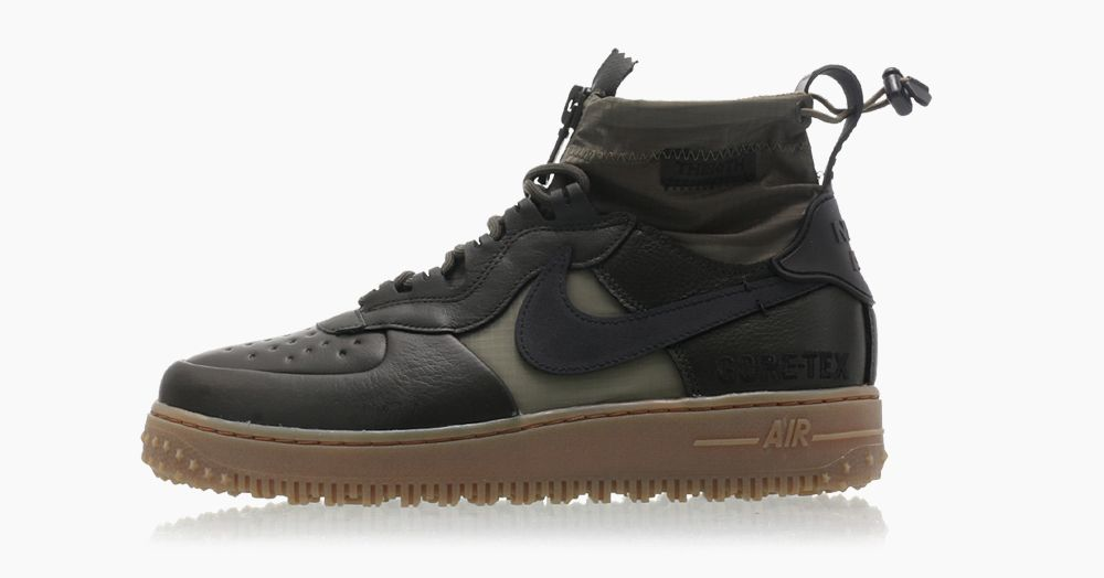 Nike Air Force 1 WTR GTX Sneakers | HiConsumption
