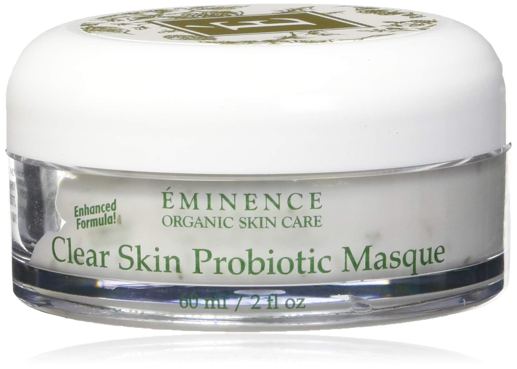 Eminence Clear Probiotic Masque Ounce Clear Skin Clear Skin Face Skin Care