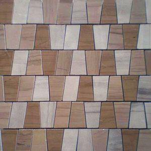 Clay Mix Batter Stone Design Engineered Stone Wood Stone