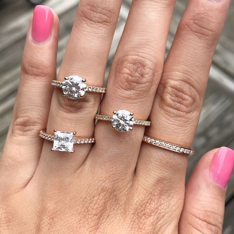 Ritani Engagement Rings Wedding Bands 20 All Engagement Rings And Wedding Bands Going On Now Leaf Engagement Ring Emerald Engagement Ring Engagement Rings