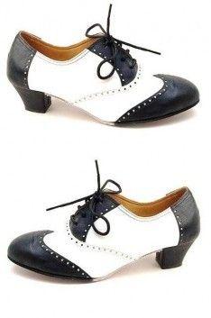 Lindy hop shoes, Swing dance shoes