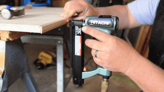 Pin Nailer Uses Nailer Woodworking Essentials Framing Nailers